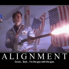Alignment
