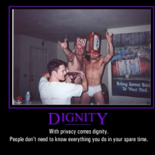 dignity