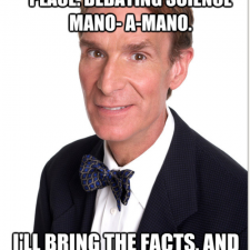 Bill Nye, the Kick Ass Science Guy